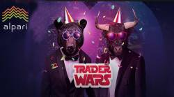 مسابقه جنگهای Alpari Trader - صندوق جایزه 34600 دلار در سال