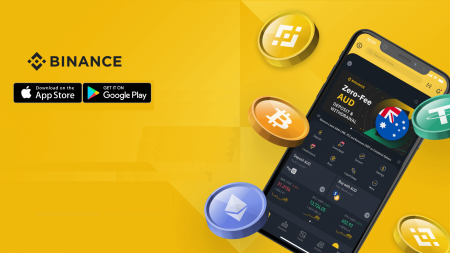 How to Deposit and Withdraw AUD on Binance via Web and Mobile App