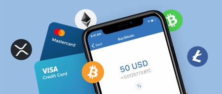 How to Buy Cryptos on Binance with USD
