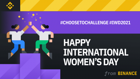 Meet the Women Who #ChoosetoChallenge with Crypto [Part 2]
