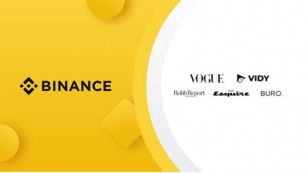 Binance partners with publishers of Vogue Singapore, Esquire, Robb Report, Buro and VIDY to build NFT platform