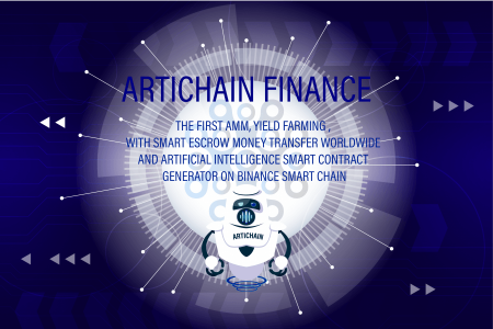The First AMM, Integrated with AI-Smart Contract Generator on BSC