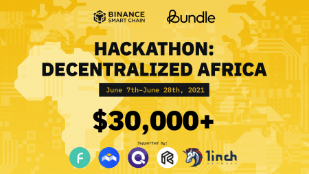 DECENTRALIZED AFRICA: Over $30,000 in Prizes To Hackathon Participants in Africa