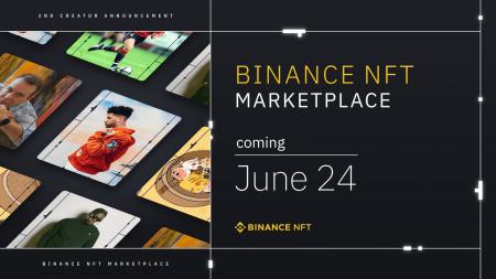 Binance NFT Marketplace Reveals More Creators: Guti, Lil Yachty, Kyle & More!