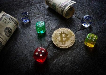 شعبية المقامرة بالعملات المشفرة