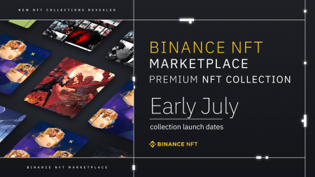 Binance NFT Marketplace Drop: Gaming and Sports Collectibles, New Mystery Boxes, Ultra-Rare NFTs and more!