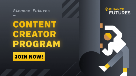 Earn Up to 1,600 BUSD Monthly With Binance Futures Content Creator Program