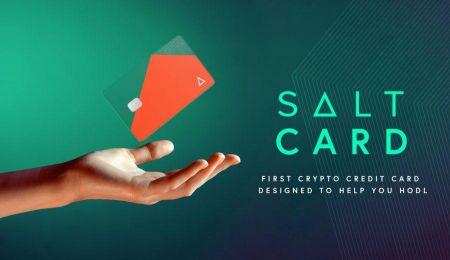 SALT Opens Waitlist for SALT Card, First Crypto Credit Card to HODL