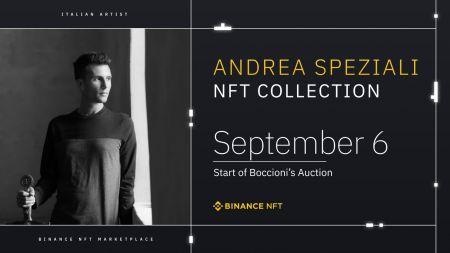 Binance NFT Artist Spotlight: Andrea Speziali