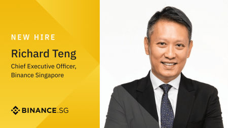 Former Abu Dhabi Global Market CEO Richard Teng Joins Binance Singapore as Chief Executive
