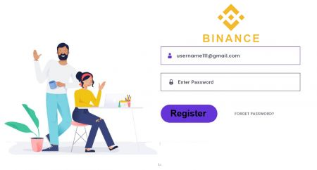 How to Open a Trading Account and Register at Binance