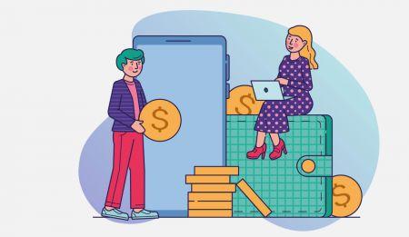 Cara Menyetor Uang di Binarycent