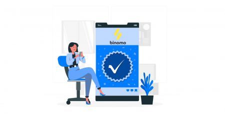 How to Verify Account in Binomo
