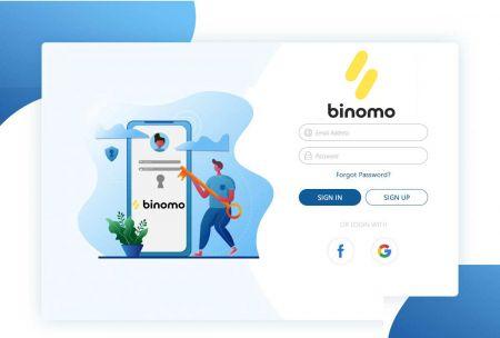 How to Register Account in Binomo