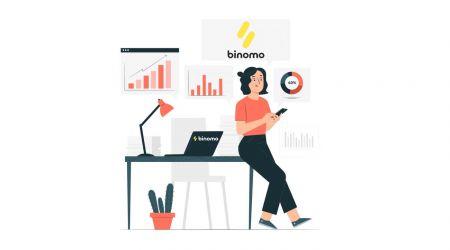 How to Deposit and Trade at Binomo