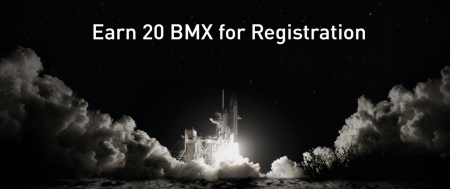 BitMart Registration Bonus - Earn 20 BMX
