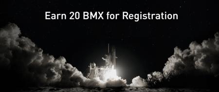 BitMart নিবন্ধকরণ বোনাস - 20 BMX উপার্জন করুন
