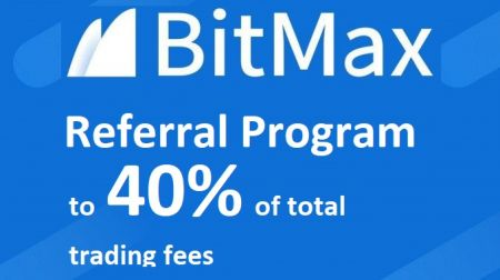 BitMax Referral Program Promotion - Up to 40% of total Trading Fees