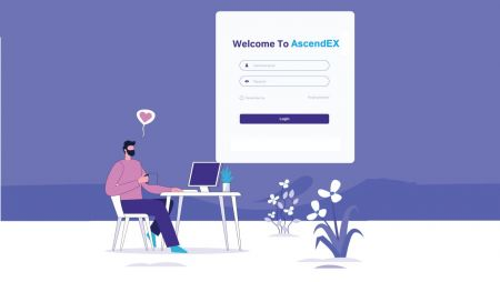 How to Sign Up and Login Account in AscendEX