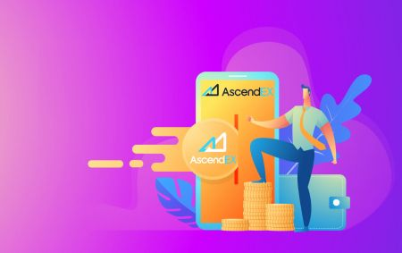 How to Login and Deposit in AscendEX