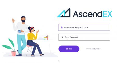 How to Open a Trading Account and Register at AscendEX