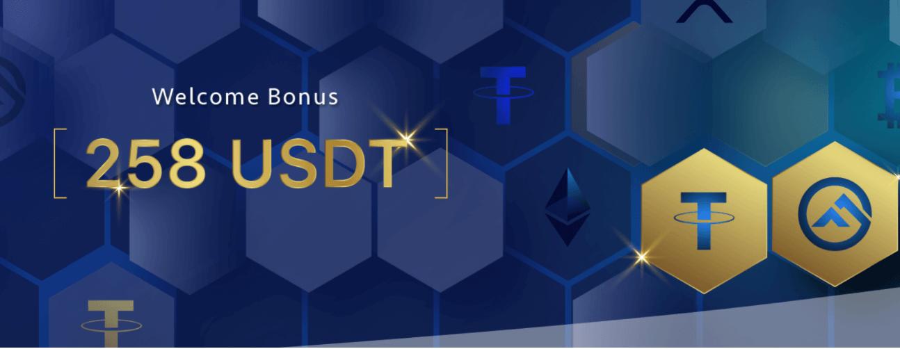 Bityard Welcome Bonus - Up to 258 USDT
