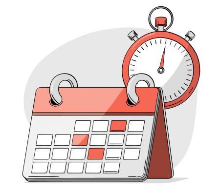 Weekly earning plan on Deriv platform