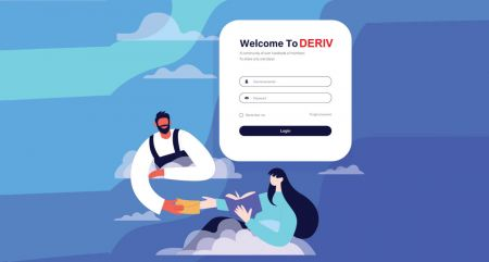 How to Sign Up and Login Account in Deriv
