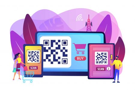Deposit and Withdrawal on Exness using QR payments