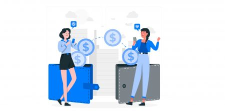 How to Transfer Money to another Trading Account on Exness