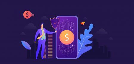 Как войти в систему и внести деньги в ExpertOption