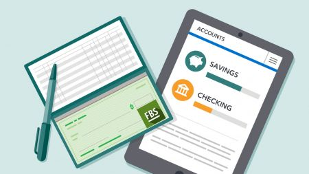 How to Open Account in FBS? How many Account Types?