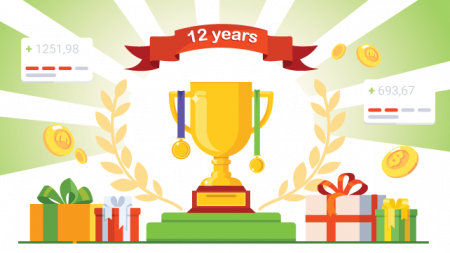 FBS 12 Years promo: how to take part and win big