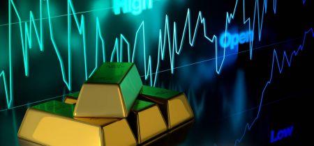 انخفض الذهب ، وتنتظر السوق اجتماع مجلس الاحتياطي الفيدرالي يوم الأربعاء