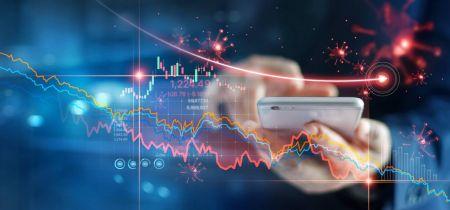 ارتفعت أسعار البيتكوين ، وانخفض الذهب ، وكل الأنظار تتجه إلى مبيعات التجزئة الأمريكية