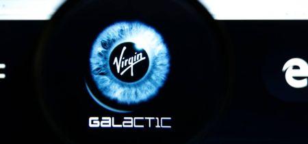 Virgin Galactic Rose dopo il volo spaziale di Branson