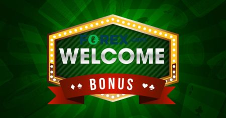 FOREX.com Welcome Bonus - Up to $5000