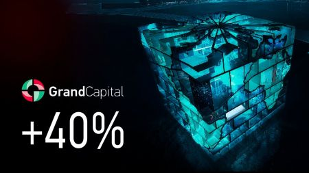 Grand Capital Deposit Bonus 40% - Up to 20,000 USD