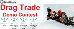 Grand Capital Drag Trade Demo Contest - $ 200 di bonus