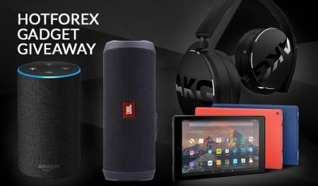 HotForex Free Gadget Away Promotion