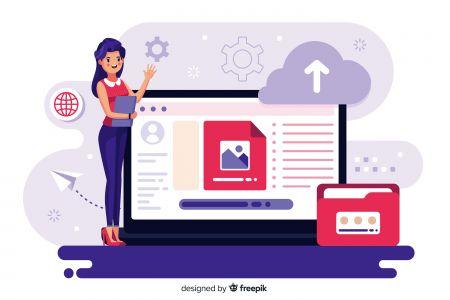 Как загрузить документы в HotForex с ПК / рабочего стола