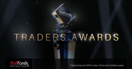HotForex Trader Awards Contest - USD1,000 Cash Prize AND entry into the HotForex Hall of Fame