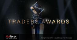 Cuộc thi Giải thưởng Nhà giao dịch HotForex - Giải thưởng tiền mặt 1.000 USD VÀ quyền tham gia Đại sảnh Danh vọng HotForex