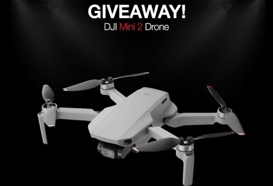 HotForex Drone Promotion - DJI Mini2 Drone Giveaway