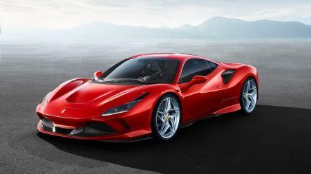 InstaForex Win Ferrari Contest - Ferrari F8 Tributo