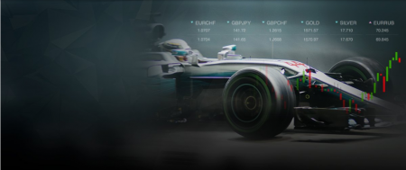 Cuộc thi đua xe InstaForex FX-1 - Nhóm giải thưởng $ 1.500