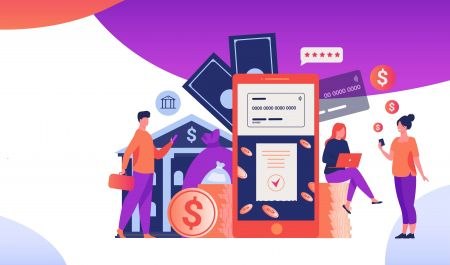 How to Login and Deposit Money in IQcent