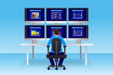 Sehari dalam kehidupan Trader Forex Penuh Waktu di OctaFX