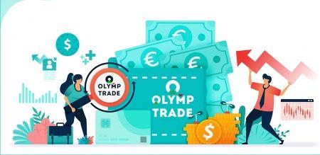 Cara Menyetor Uang di Olymp Trade