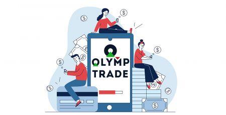 Cara Menarik Uang dari Olymp Trade